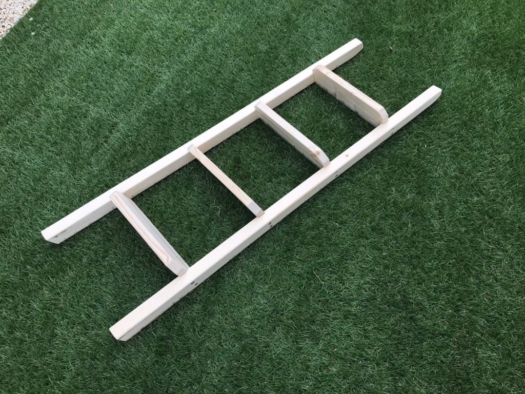 梯子 DIY