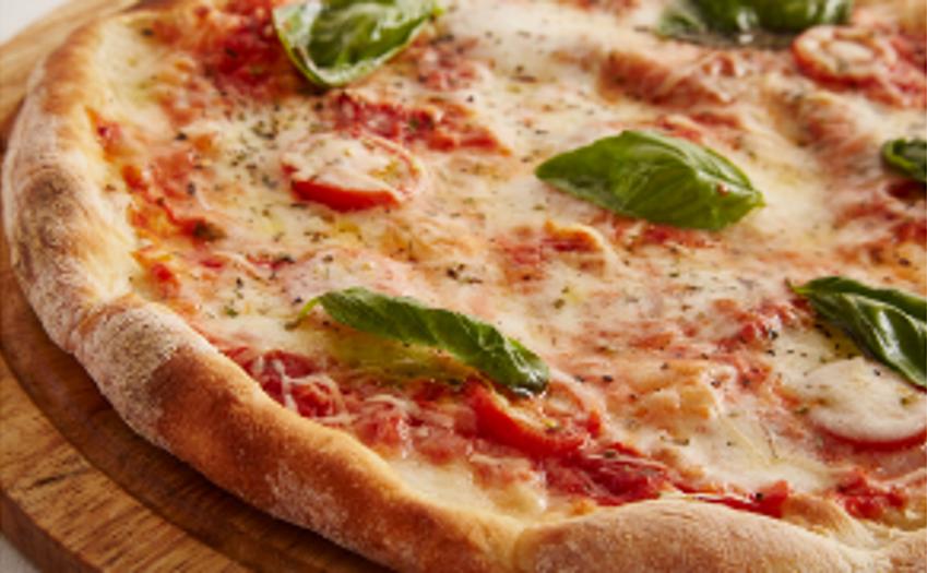 ピザ とろける